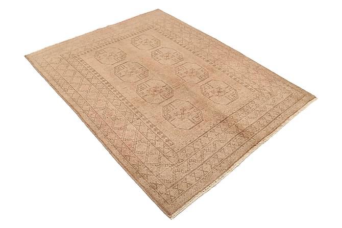 Afghan Orientalisk Matta 148x185 - Beige - Heminredning - Mattor - Orientaliska mattor