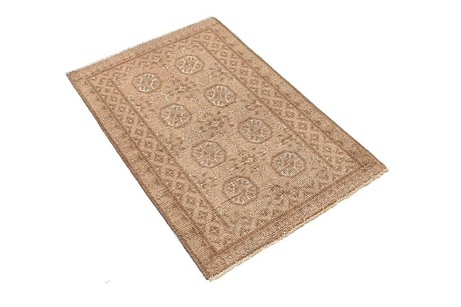Afghan Orientalisk Matta 72x111 - Beige/Brun - Heminredning - Mattor - Orientaliska mattor