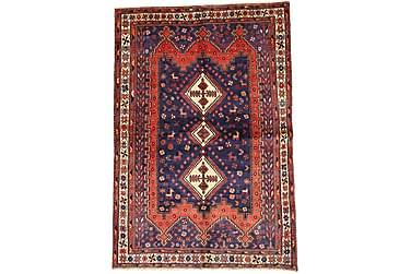 Afshar Orientalisk Matta 158x235 Persisk