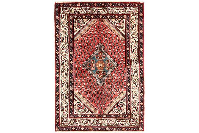 Arak Orientalisk Matta 112x162 Persisk - Röd - Heminredning - Mattor - Orientaliska mattor
