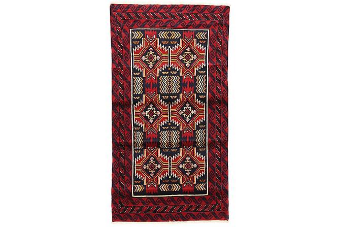 Beluch Matta 90x170 Stor - Flerfärgad - Heminredning - Mattor - Orientaliska mattor