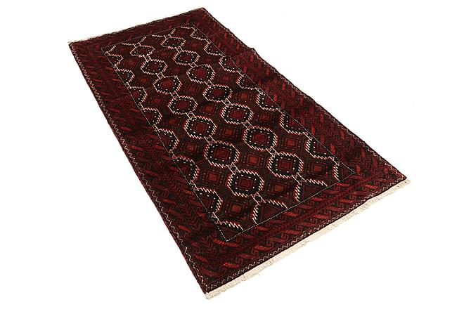 Beluch Matta 98x184 Stor - Röd - Heminredning - Mattor - Orientaliska mattor