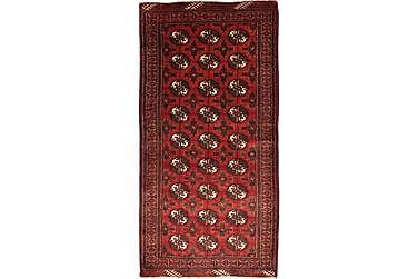 Beluch Orientalisk Matta 103x207 Persisk