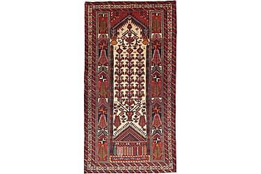 Beluch Orientalisk Matta 105x195 Persisk