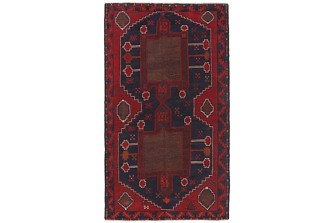 Beluch Orientalisk Matta 106x196 - Röd - Heminredning - Mattor - Orientaliska mattor
