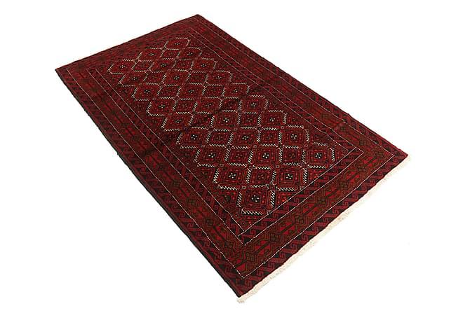 Beluch Orientalisk Matta 107x186 Persisk - Röd - Heminredning - Mattor - Orientaliska mattor