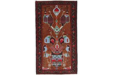 Beluch Orientalisk Matta 113x201