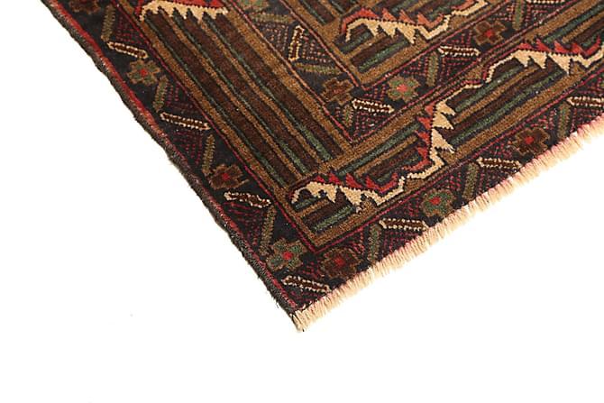 Beluch Orientalisk Matta 115x194 - Brun/Röd - Heminredning - Mattor - Orientaliska mattor
