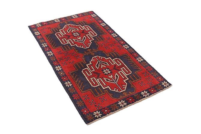 Beluch Orientalisk Matta 84x143 - Röd - Heminredning - Mattor - Orientaliska mattor