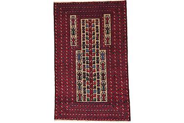 Beluch Orientalisk Matta 86x135