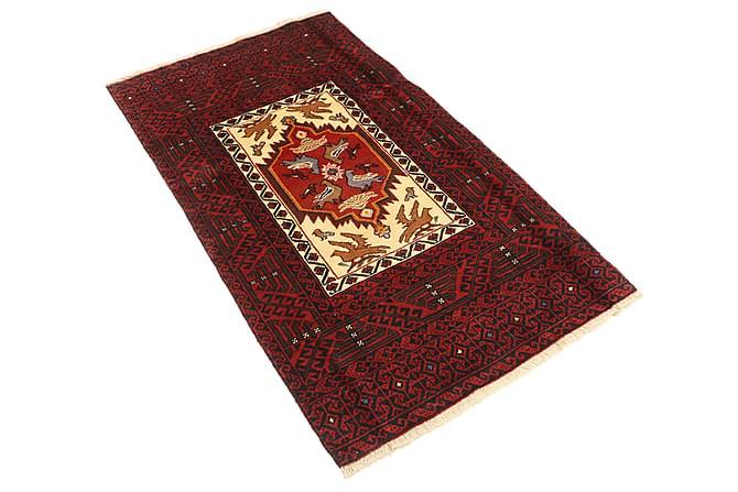 Beluch Orientalisk Matta 86x155 - Röd - Heminredning - Mattor - Orientaliska mattor