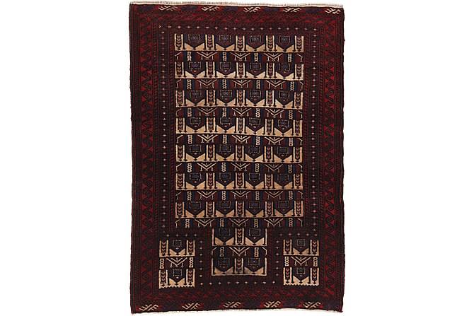 Beluch Orientalisk Matta 87x128 - Brun - Heminredning - Mattor - Orientaliska mattor