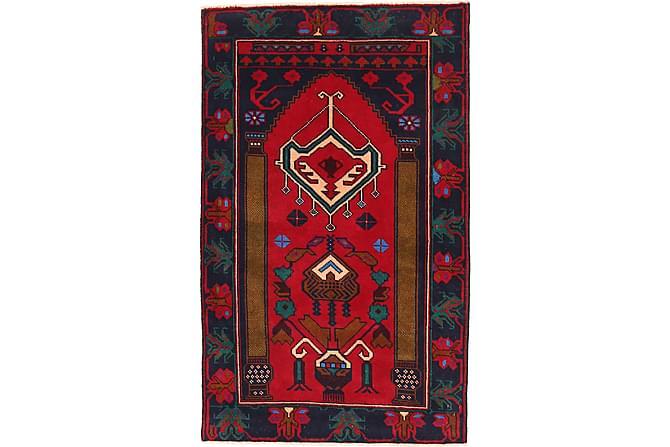 Beluch Orientalisk Matta 88x142 - Flerfärgad - Heminredning - Mattor - Orientaliska mattor