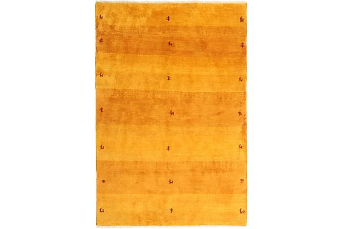 Gabbeh Matta 166x247 Stor - Orange - Heminredning - Mattor - Orientaliska mattor