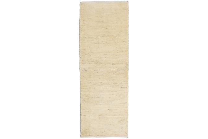 Gabbeh Matta 72x198 Stor - Beige - Heminredning - Mattor - Orientaliska mattor
