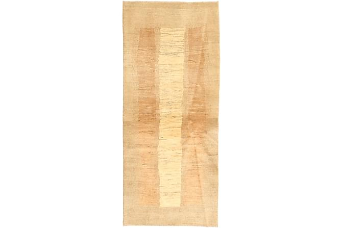 Gabbeh Matta 78x189 Stor - Beige/Brun - Heminredning - Mattor - Orientaliska mattor