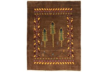 Gabbeh Orientalisk Matta 152x200 Persisk