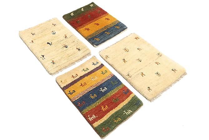 Gabbeh Orientalisk Matta 40x60 - Flerfärgad - Heminredning - Mattor - Orientaliska mattor