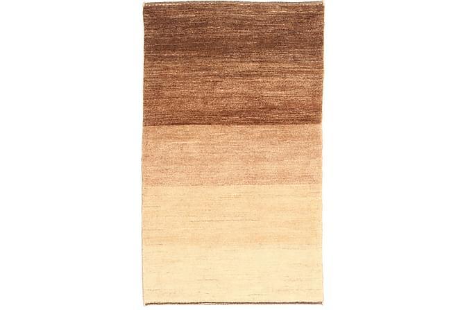 Gabbeh Orientalisk Matta 78x133 - Beige/Brun - Heminredning - Mattor - Orientaliska mattor