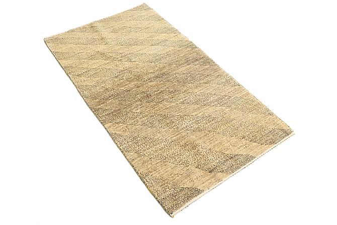 Gabbeh Orientalisk Matta 80x149 - Beige - Heminredning - Mattor - Orientaliska mattor