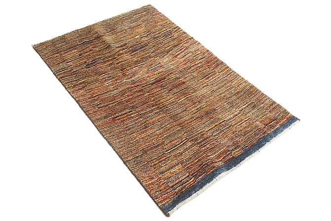 Gabbeh Orientalisk Matta 83x136 - Brun/Orange - Heminredning - Mattor - Orientaliska mattor