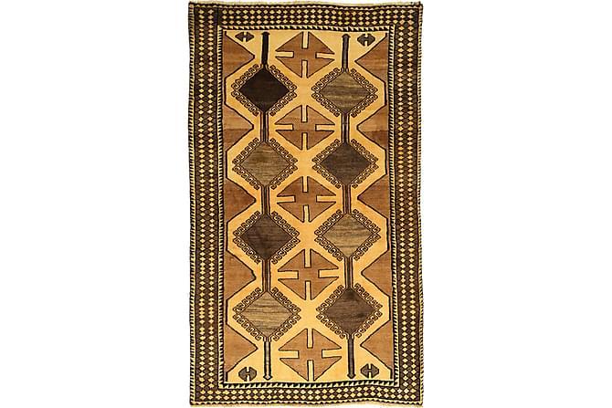 Ghashghai Orientalisk Matta 115x198 Persisk - Brun - Heminredning - Mattor - Orientaliska mattor