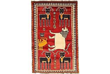 Ghashghai Orientalisk Matta 116x173 Persisk
