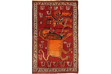 Ghashghai Orientalisk Matta 121x194 Persisk