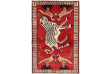Ghashghai Orientalisk Matta 123x190 Persisk