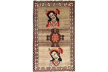 Ghashghai Orientalisk Matta 127x220