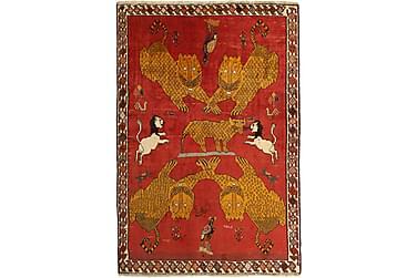 Ghashghai Orientalisk Matta 131x196 Persisk