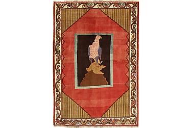 Ghashghai Orientalisk Matta 134x195 Persisk