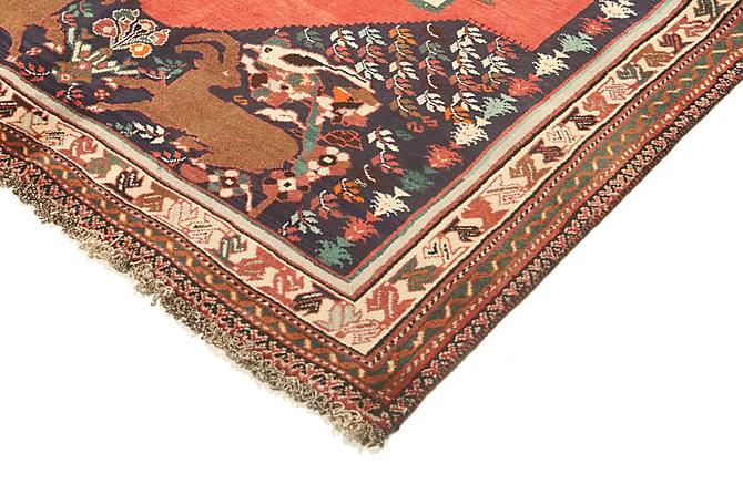 Ghashghai Orientalisk Matta 150x202 - Röd - Heminredning - Mattor - Orientaliska mattor
