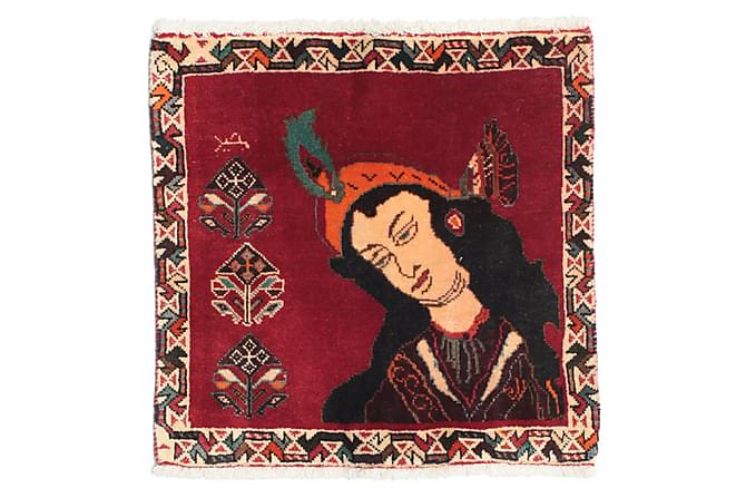 Ghashghai Orientalisk Matta 58x60 - Flerfärgad - Heminredning - Mattor - Orientaliska mattor
