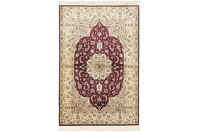 Ghom Orientalisk Silkesmatta 100x150 - Flerfärgad - Heminredning - Mattor - Orientaliska mattor