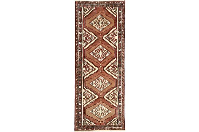 Hamadan Matta 73x195 Stor - Brun - Heminredning - Mattor - Orientaliska mattor