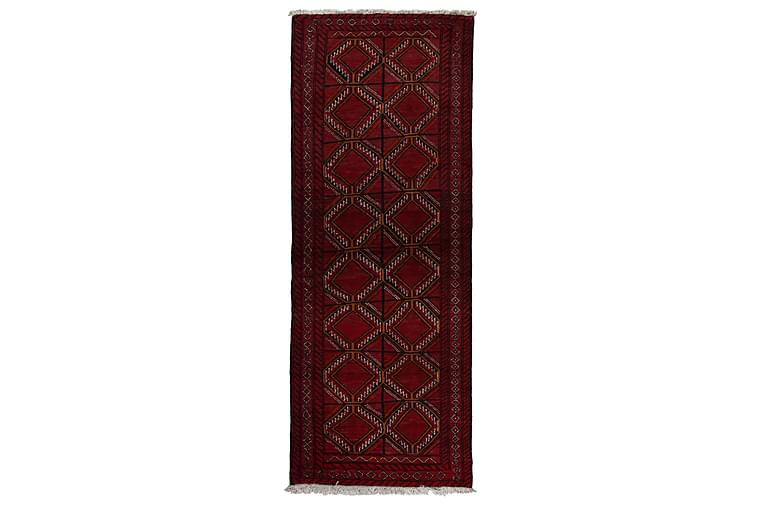 Handknuten Persisk Matta Torkus 210x335 cm Kelim - Röd/Svart - Heminredning - Mattor - Orientaliska mattor