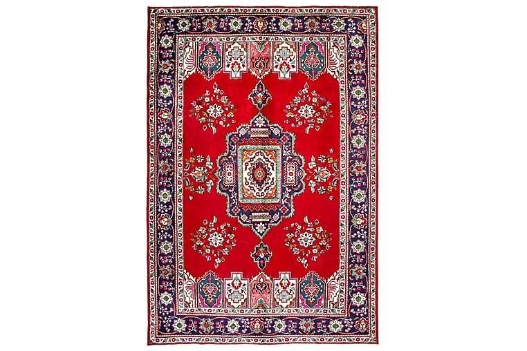 Handknuten Persisk Patchworkmatta 75x201 cm Kelim - Röd/Mörkblå - Heminredning - Mattor - Orientaliska mattor