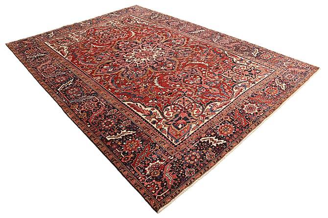 Heriz Matta 246x340 Stor - Röd - Heminredning - Mattor - Orientaliska mattor
