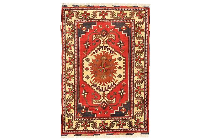 Kazak Orientalisk Matta 102x150 - Flerfärgad - Heminredning - Mattor - Orientaliska mattor