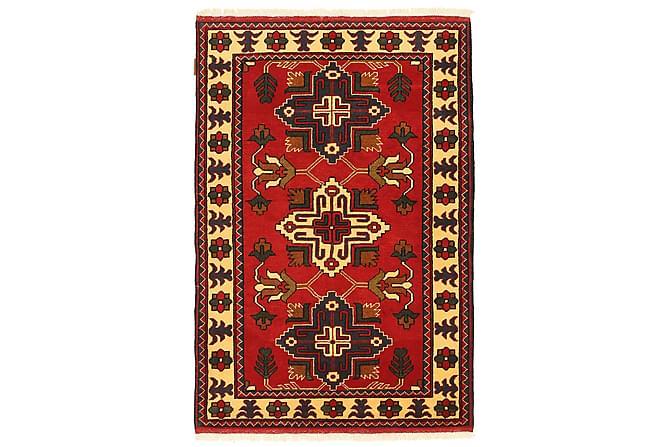 Kazak Orientalisk Matta 104x154 - Flerfärgad - Heminredning - Mattor - Orientaliska mattor