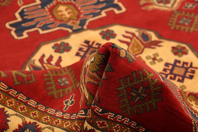 Kazak Orientalisk Matta 155x198 - Flerfärgad - Heminredning - Mattor - Orientaliska mattor