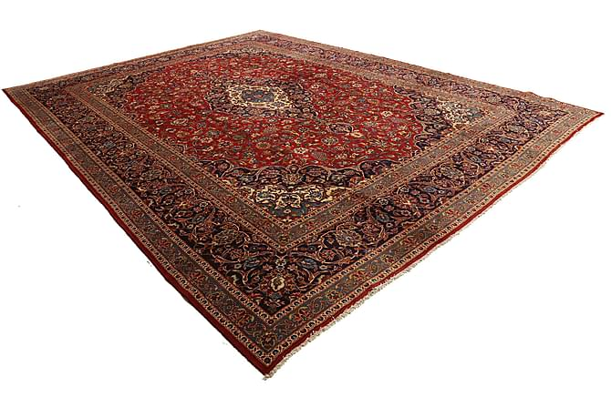 Keshan Matta 355x480 Stor - Orange - Heminredning - Mattor - Orientaliska mattor