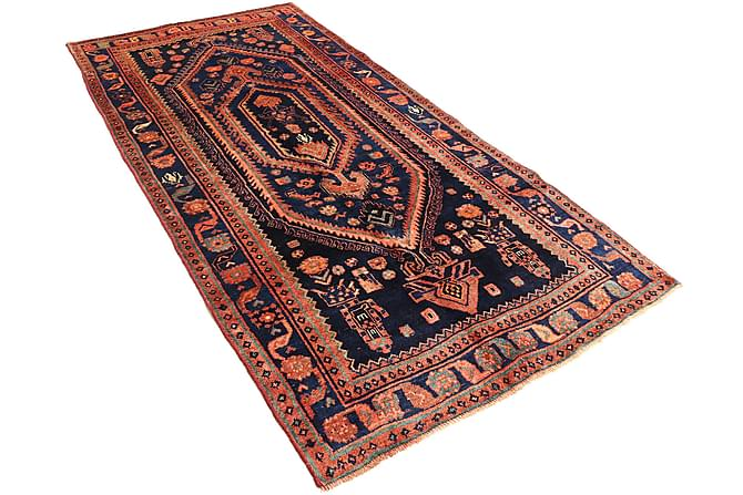 Kurdi Orientalisk Matta 140x279 Persisk - Brun - Heminredning - Mattor - Orientaliska mattor