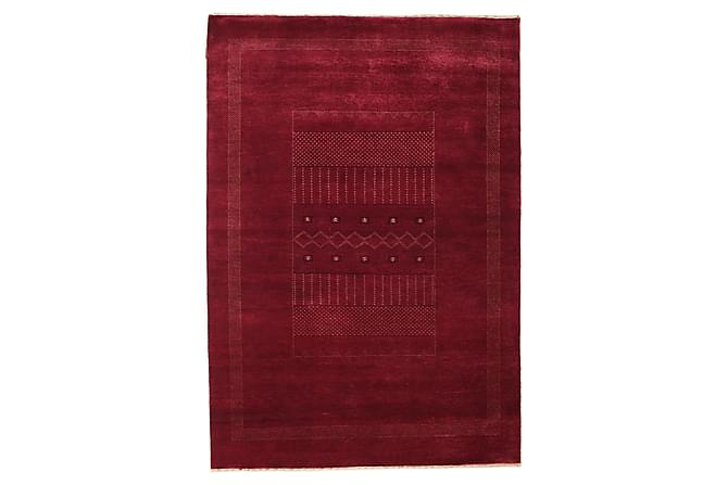 Orientalisk Matta Gabbeh 153x221 - Röd - Heminredning - Mattor - Orientaliska mattor