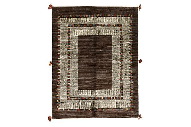 Orientalisk Matta Persisk Gabbeh 155x200 - Flerfärgad - Heminredning - Mattor - Orientaliska mattor