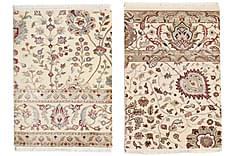 Orientalisk Silkesmatta Himalaya 60x90