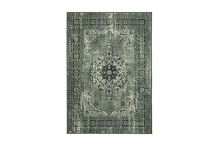 Ruthe Matta 133x190 cm - Grön - Heminredning - Mattor - Orientaliska mattor