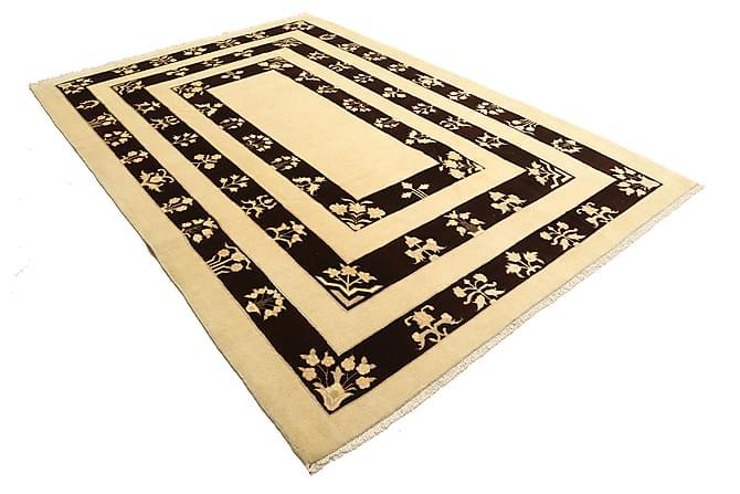 Sarough Matta 213x313 Stor - Svart/Vit - Heminredning - Mattor - Orientaliska mattor