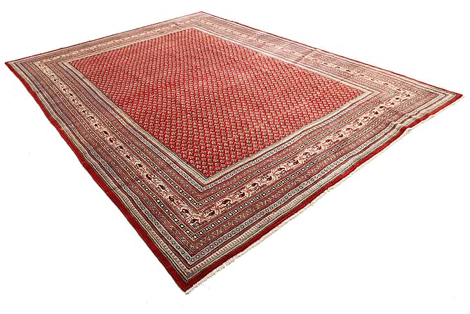 Sarough Matta 270x370 Stor - Brun/Röd - Heminredning - Mattor - Orientaliska mattor